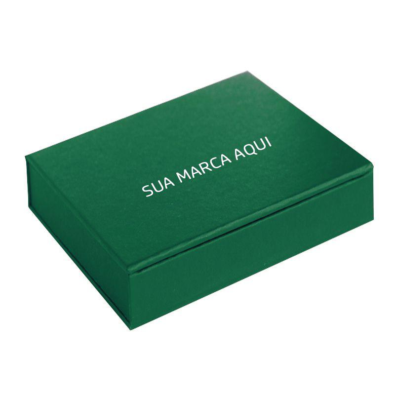 14,5 x 14,5 x 2cm - Caixa Premium Color - Ref.025052