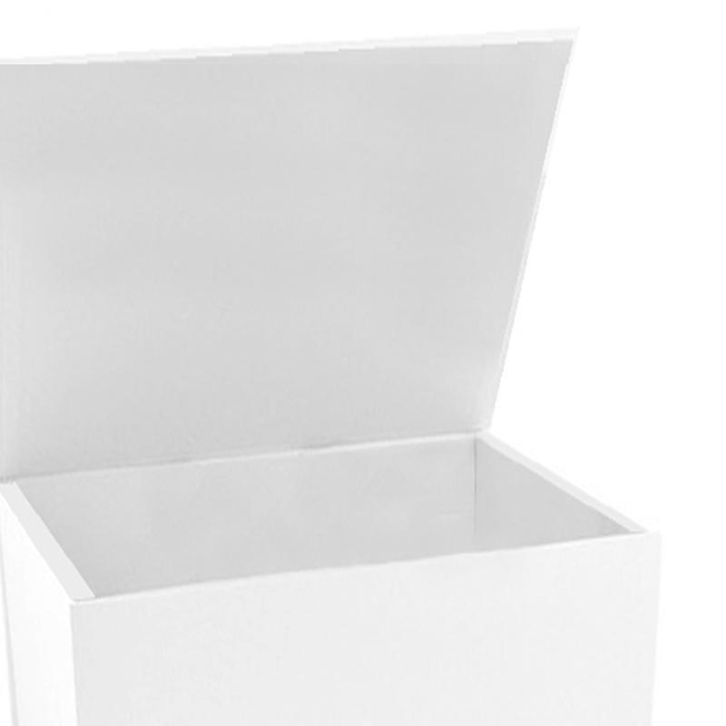 20 x 20 x 3,5cm - Branca - Premium - REF.025111 - A PARTIR DE