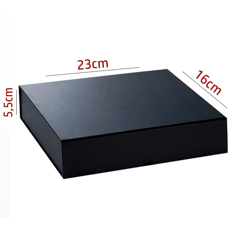 23 x 16 x 5,5CM - CAIXA PREMIUM MAGNÉTICA Color - REF.020152
