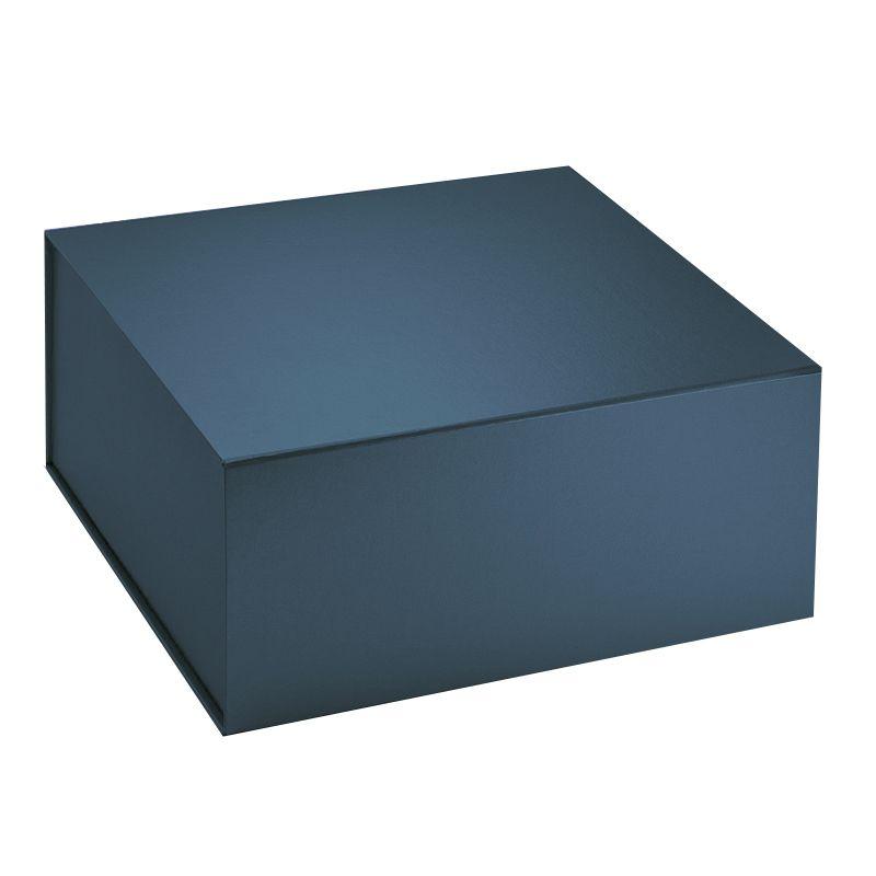 24,5 x 24,5 x 7CM - CAIXA PREMIUM MAGNÉTICA Color - REF.020192
