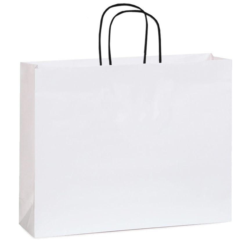 34,5x16x25,5 cm - Sacola de Papel Off Set 90g - Ref. 0200130 (Acima de 1.000)