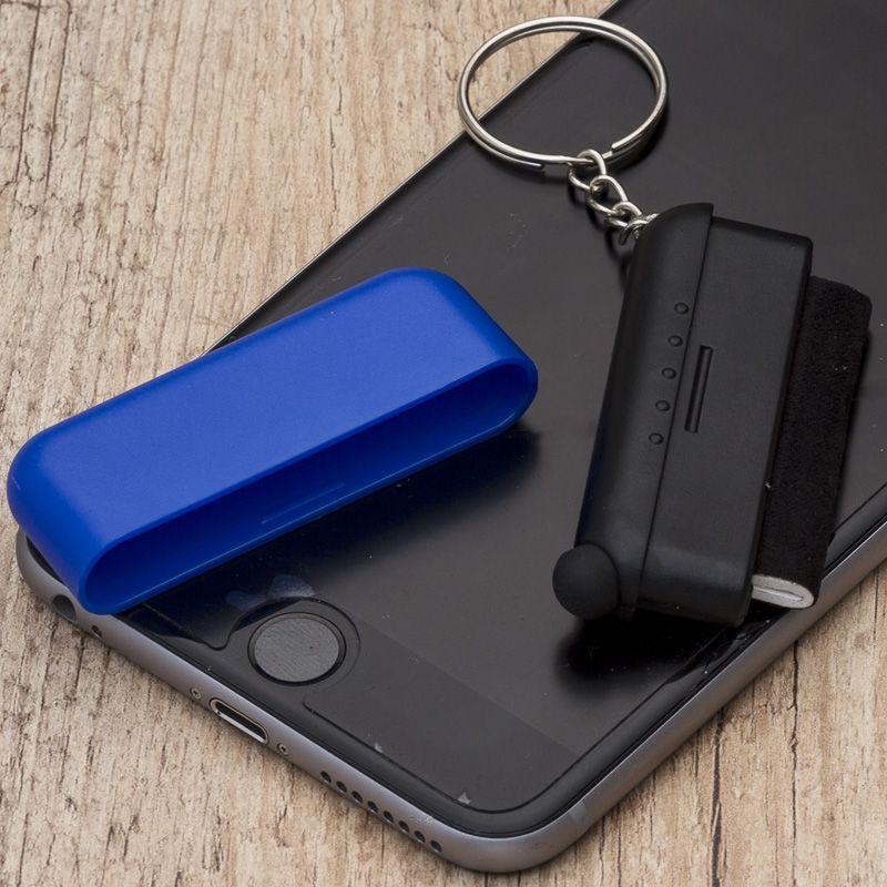 3 em 1 - Chaveiro Limpador e Touch - Ref.0044018 - A partir de