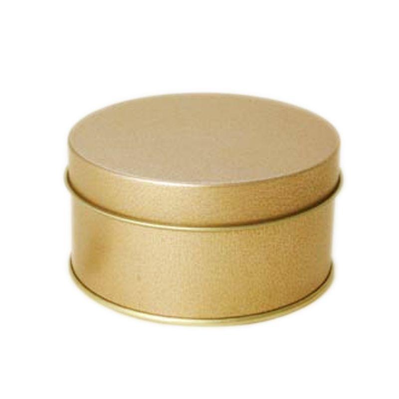7,8 x 4,1cm - Lata Dourada - REF.0010965