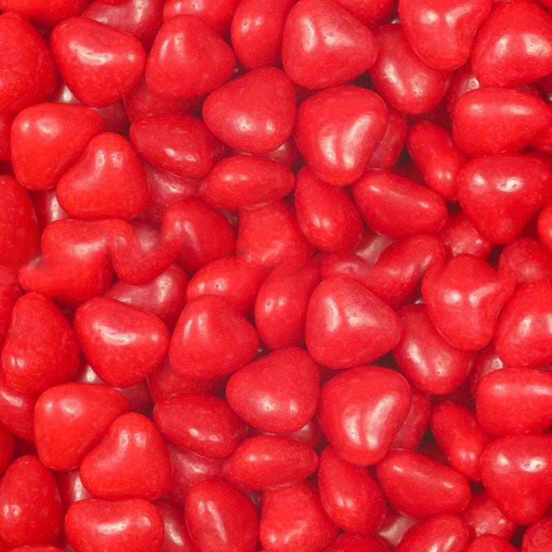 Balinhas de Coração na Lata 7x2 - Ref.0014999 - A partir de