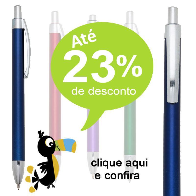 Belo Horizonte - Caneta Plástica - Ref.0028155 - A partir de R$ 1,37 cada