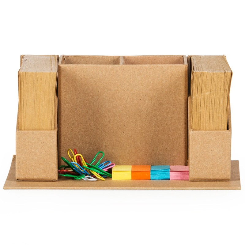 Porta Canetas com Bloco e Post-it - Ref.0019074