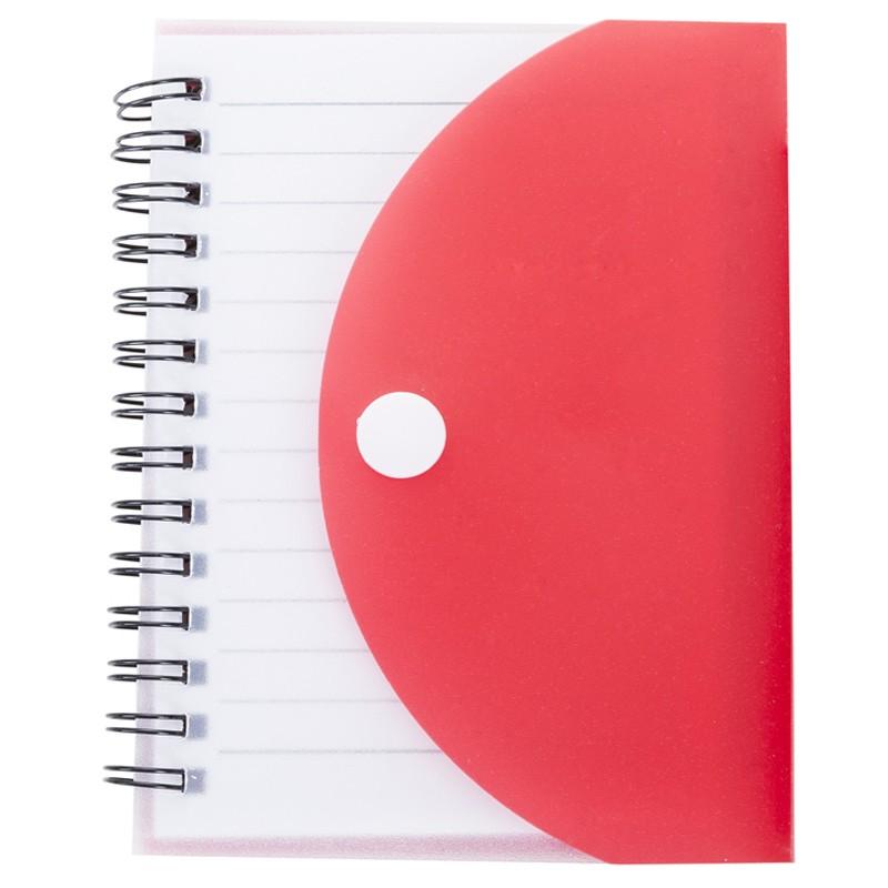 Bloco de Anotações com Botão - Ref.0019036