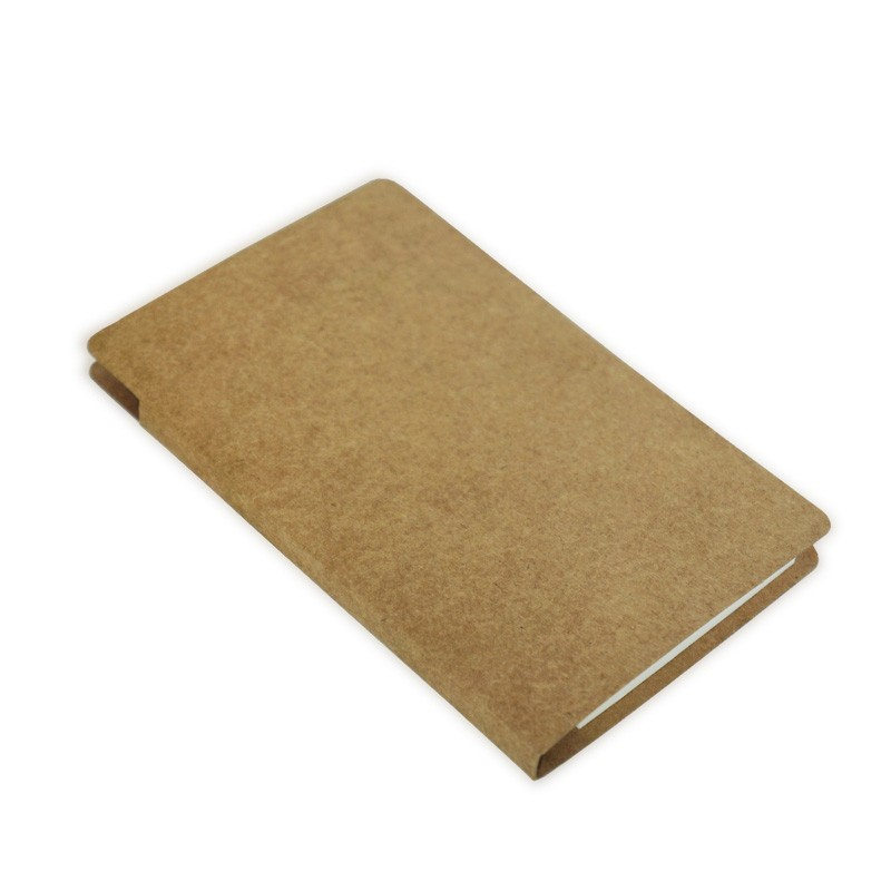 Bloco de Notas com Post-it Kraft - Ref.0019049 - A partir de...
