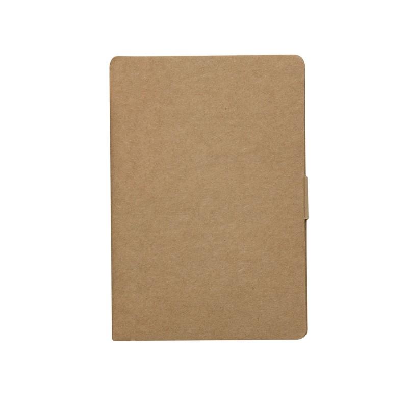 Bloco de Anotações Ecológico com Post-it - Ref.0019049