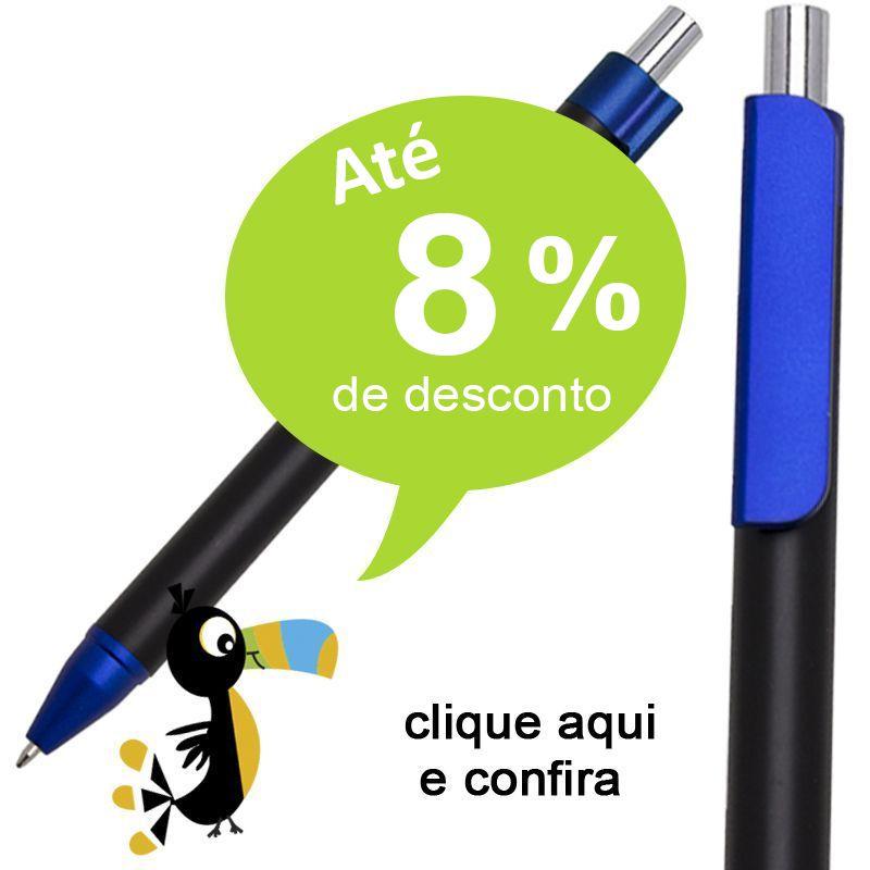 Brasília - Caneta Plástica - Ref.0028160