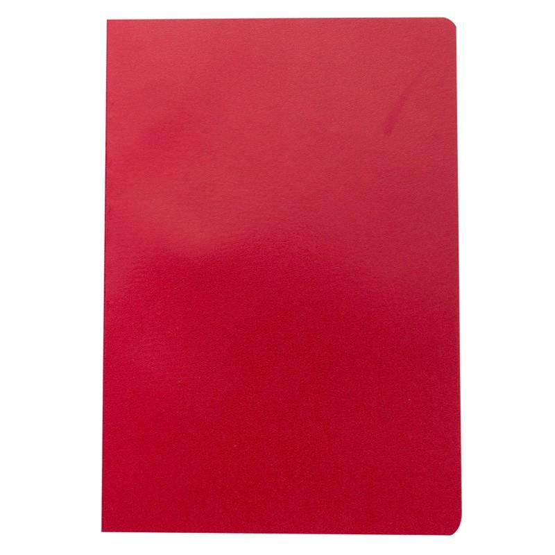 Caderneta Grande Tipo Moleskine Capa Papel - Ref.0019120