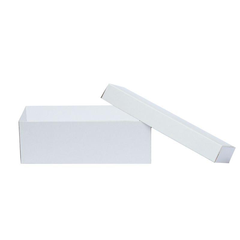Caixa de Papel Retangular 11,5x4x4cm - Pct c/ 25 un - A partir de
