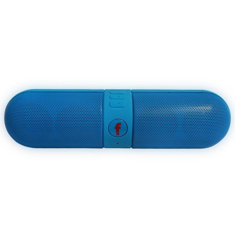 Caixa de Som Multimídia Bluetooth Emborrachada Ref. 0080011
