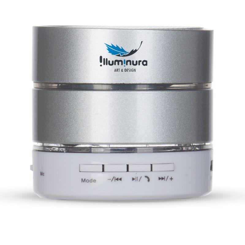 Caixa de Som Multimídia com Bluetooth e Rádio FM Ref. 0080020