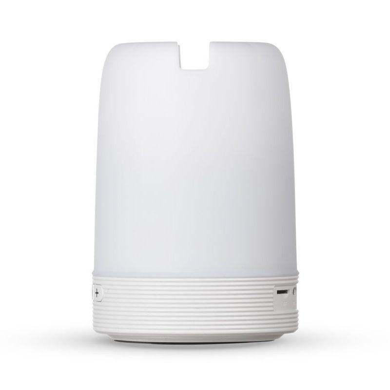 Caixa de Som Multimídia com Porta Caneta e Luminária Ref. 0080030