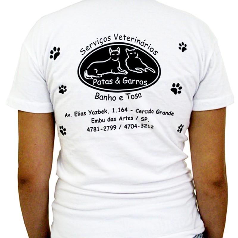 Camiseta branca - Personalizada Ref.0014927