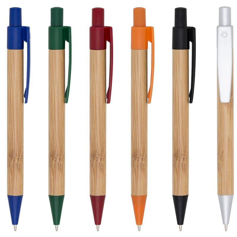 Bambu - Caneta Ecológica - Ref.0034004 - A partir de