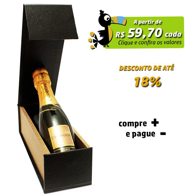 Chandon Baby 187ml Luxo - Ref.0014765