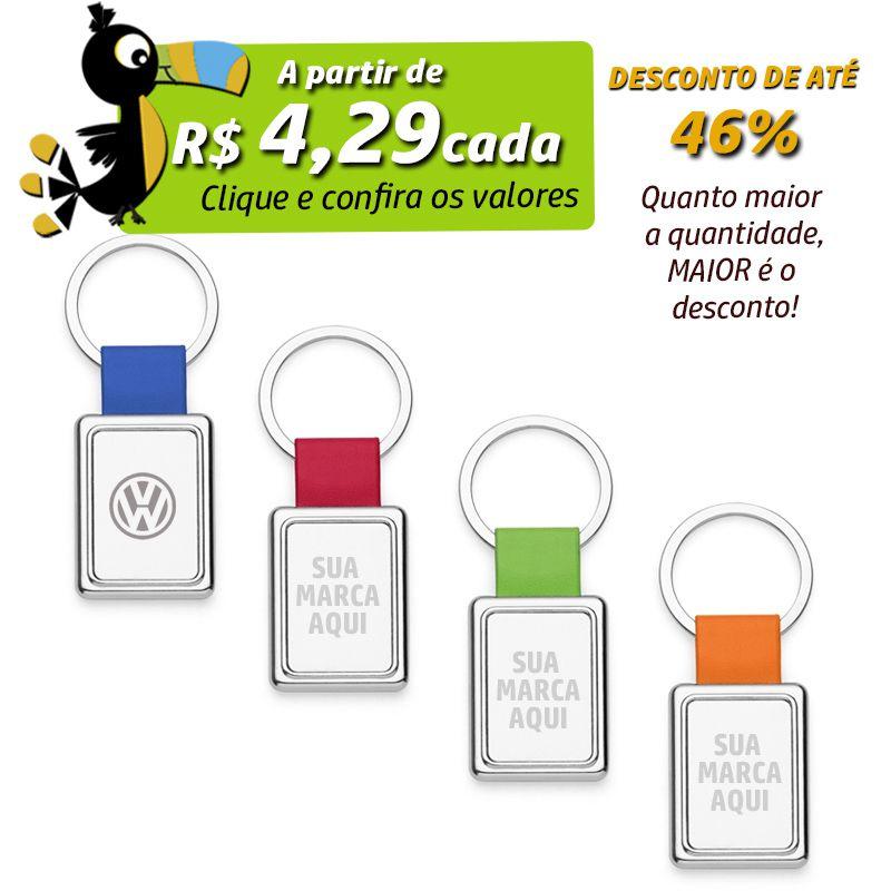 Chaveiro Alça Borracha - Ref.0044105