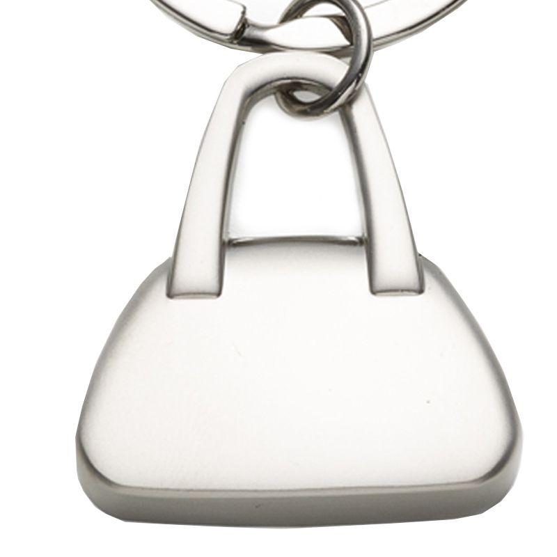 Chaveiro Bolsa 3D Metal  - Ref.0044054