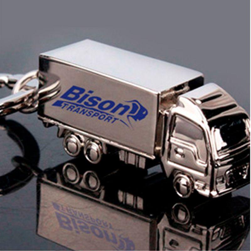 Chaveiro Caminhão 3D Metal - Ref.0044006