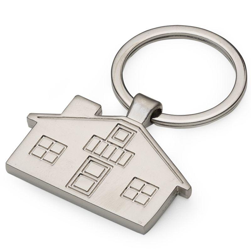 Chaveiro Casa Metal - Ref.0044023