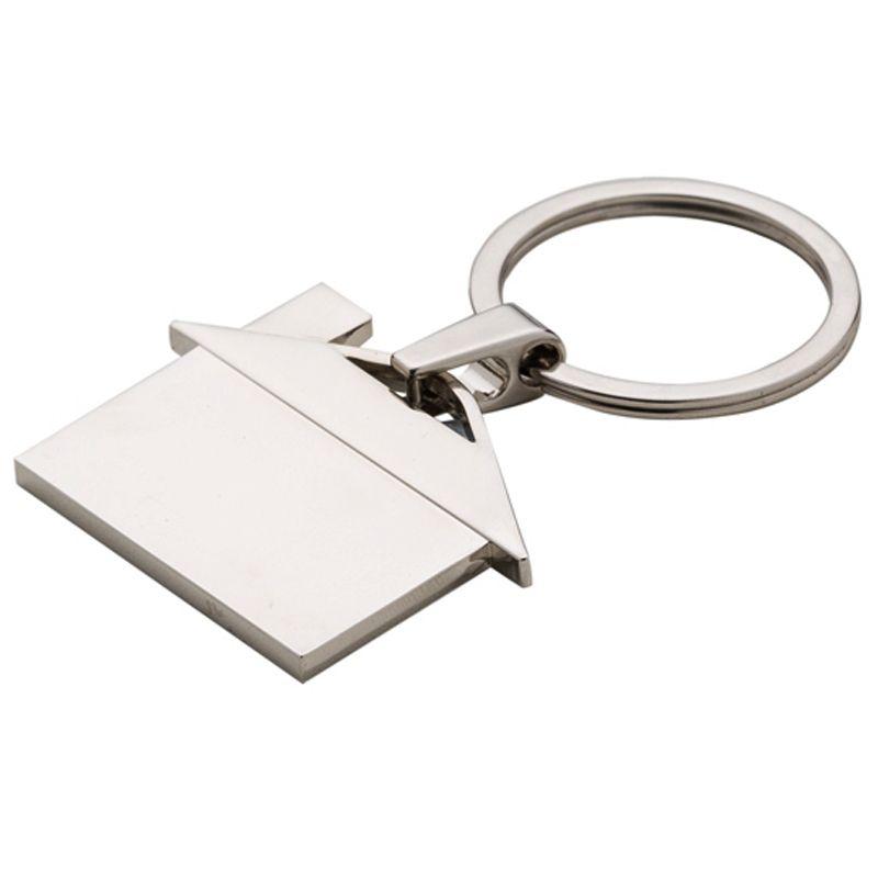 Chaveiro Casa Metal - Ref.0044056
