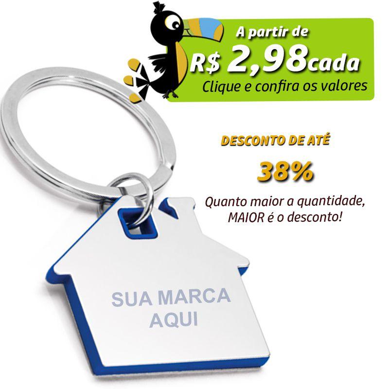 Chaveiro Casa - Ref.0044114