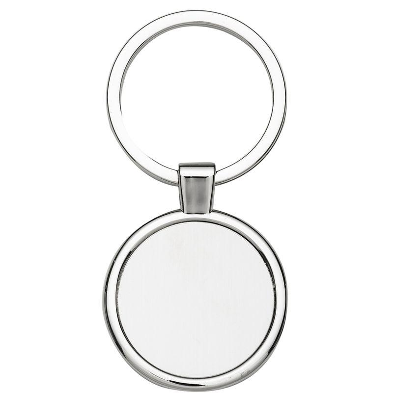 Chaveiro de Metal Redondo - Ref.0044081
