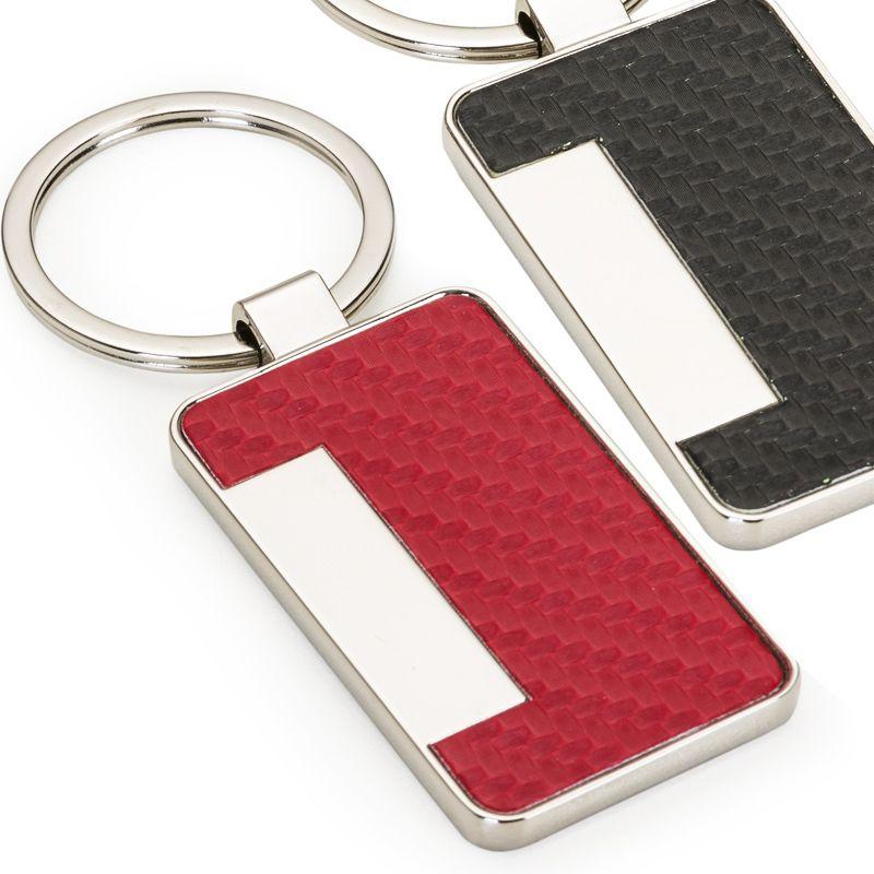 Chaveiro Detalhe Couro Textura - Ref.0044030