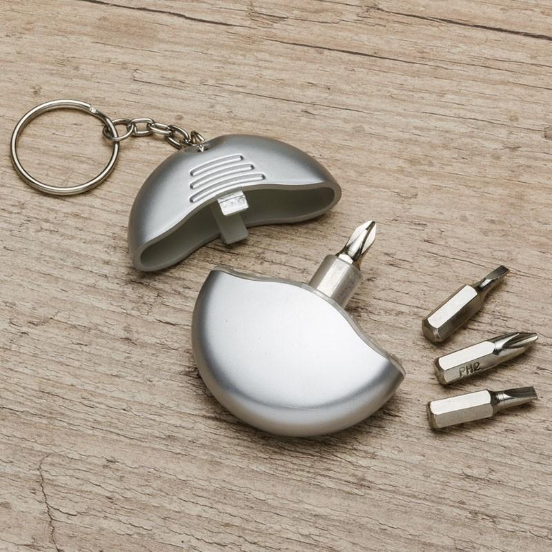 Chaveiro Kit Ferramenta 4 Chaves Ref.0044066