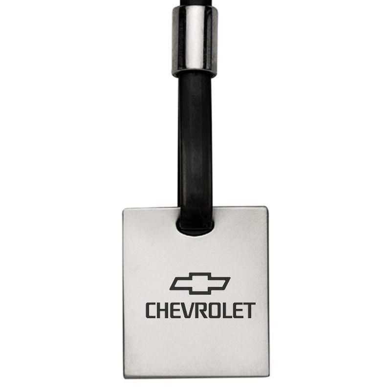 Chaveiro Metal Cordão Emborrachado - Ref.0044040