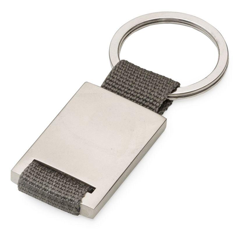 Chaveiro Metal e Nylon  - Ref.0044110