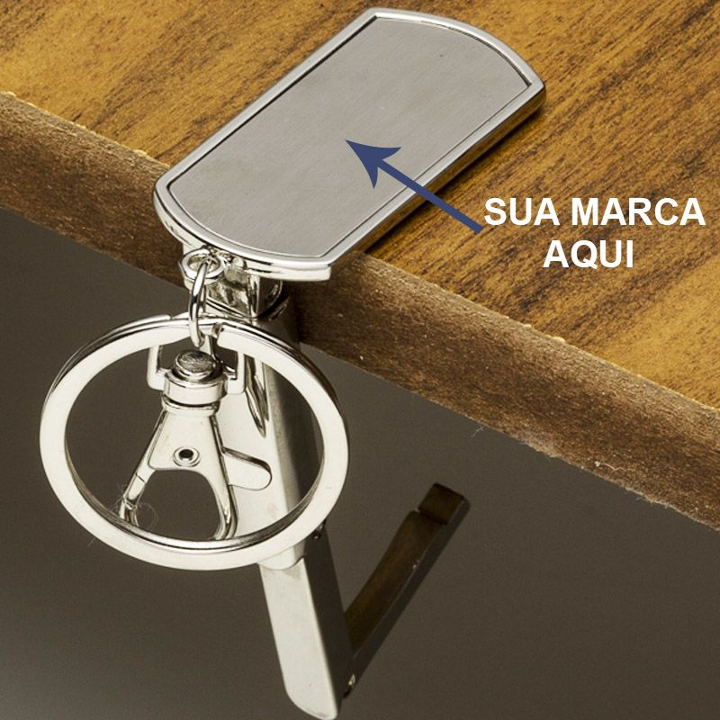 Chaveiro Porta Bolsa Retangular - Ref.0044031