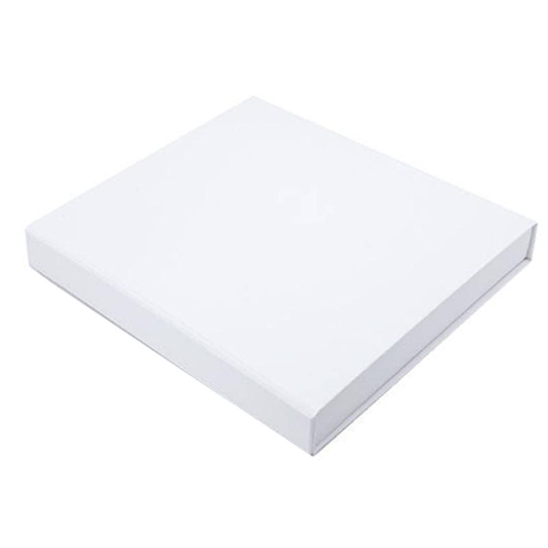 14.5 x 14.5 x 2cm - Branca - PREMIUM MAGNÉTICA - REF.020051