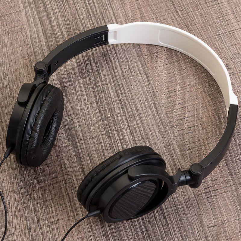 Headphone Estéreo Articulável Ref.0025110