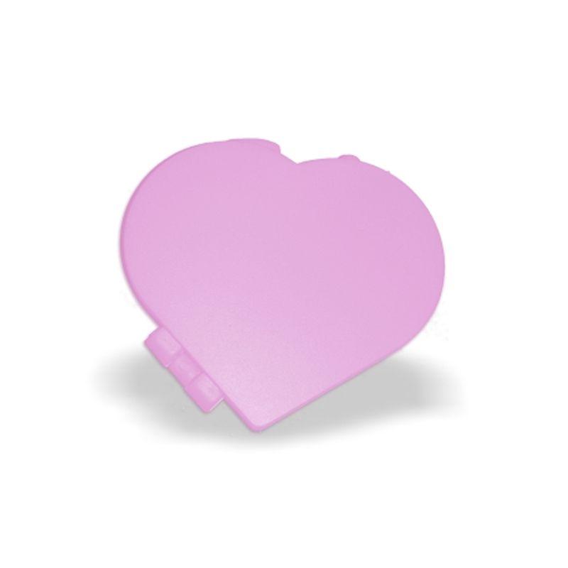 Espelho de Bolsa Coração - REF.0020022