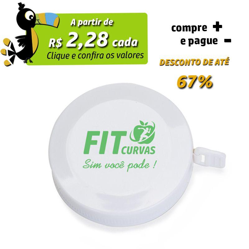 Fita Métrica Chaveiro 1,5 Metros -  Ref.0015317