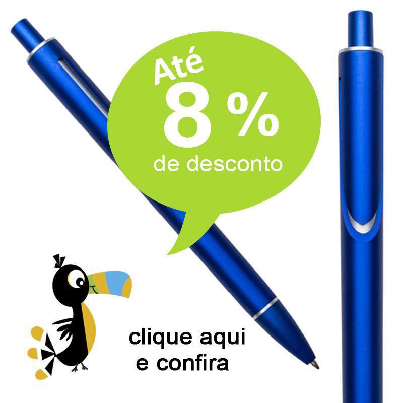 João Pessoa - Caneta Plástica - Ref.0028170