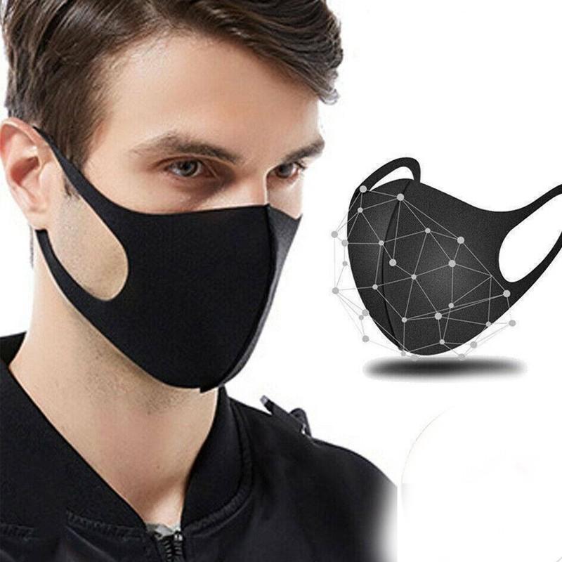 Kit 3 Mascara Neoprene Ninja