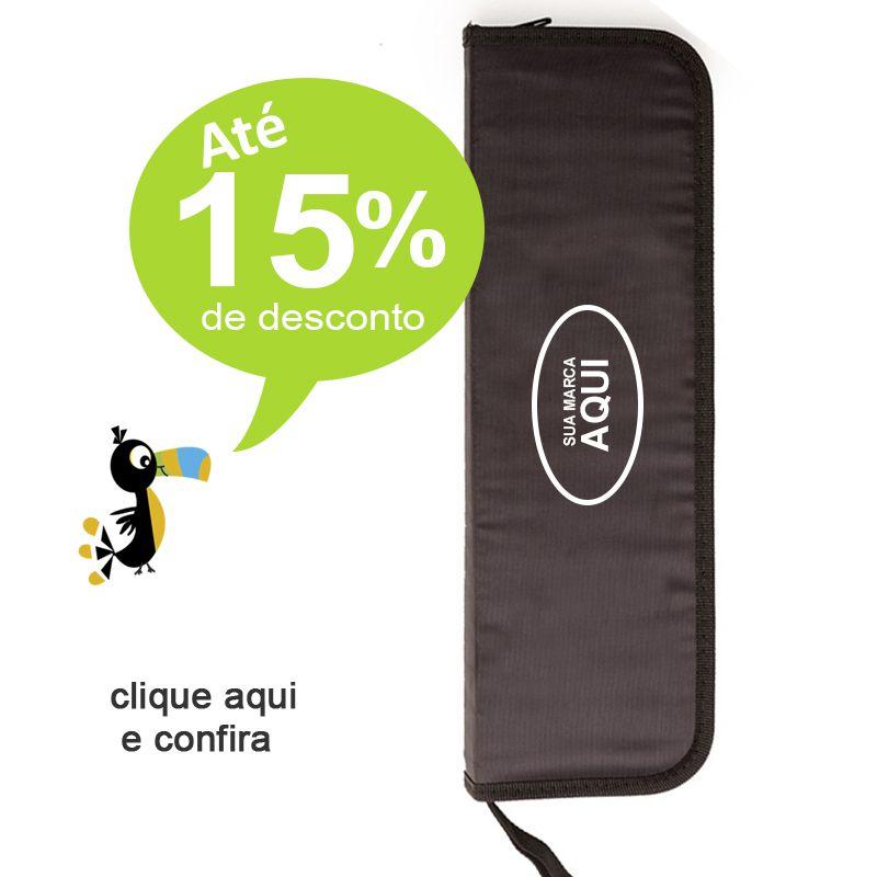 Kit Churrasco no Estojo - 3 Peças - Ref.0014051