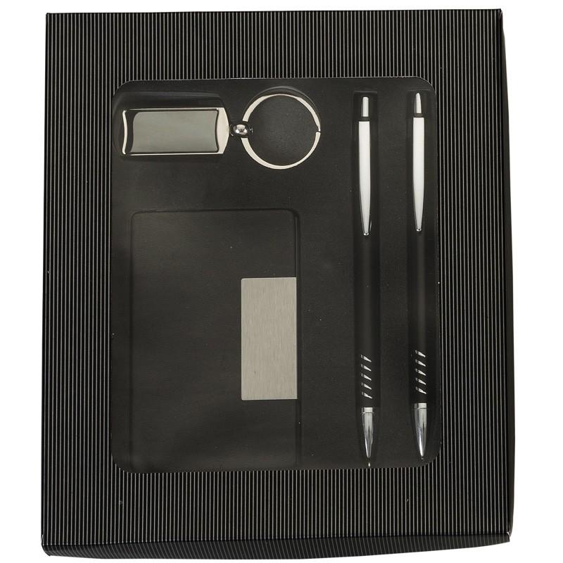 Kit Executivo 4 peças em estojo - Ref.0029105