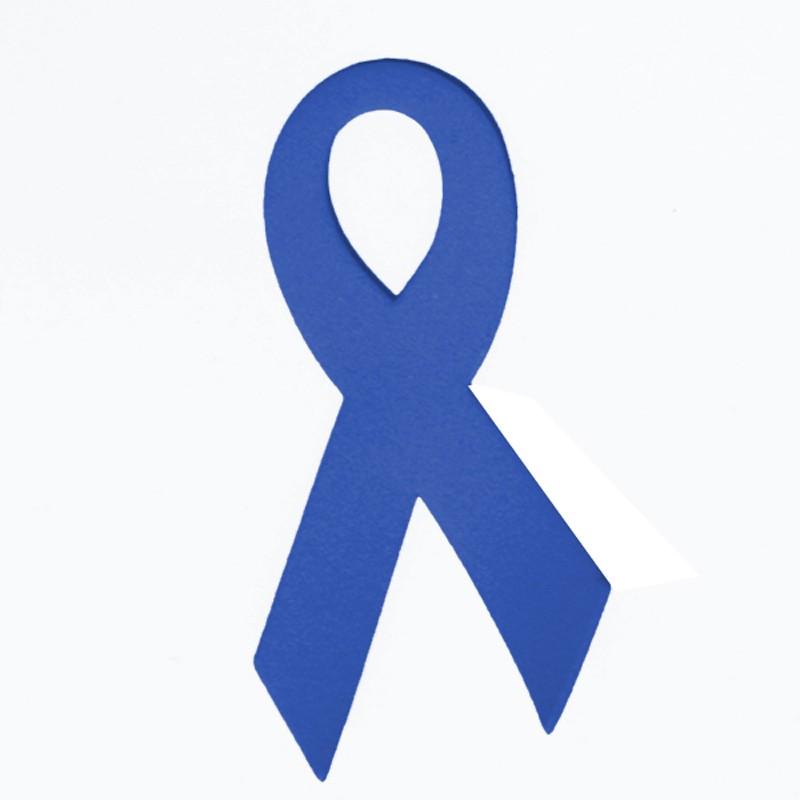 Laço Novembro Azul EVA - pct.200 peças Ref.0047031
