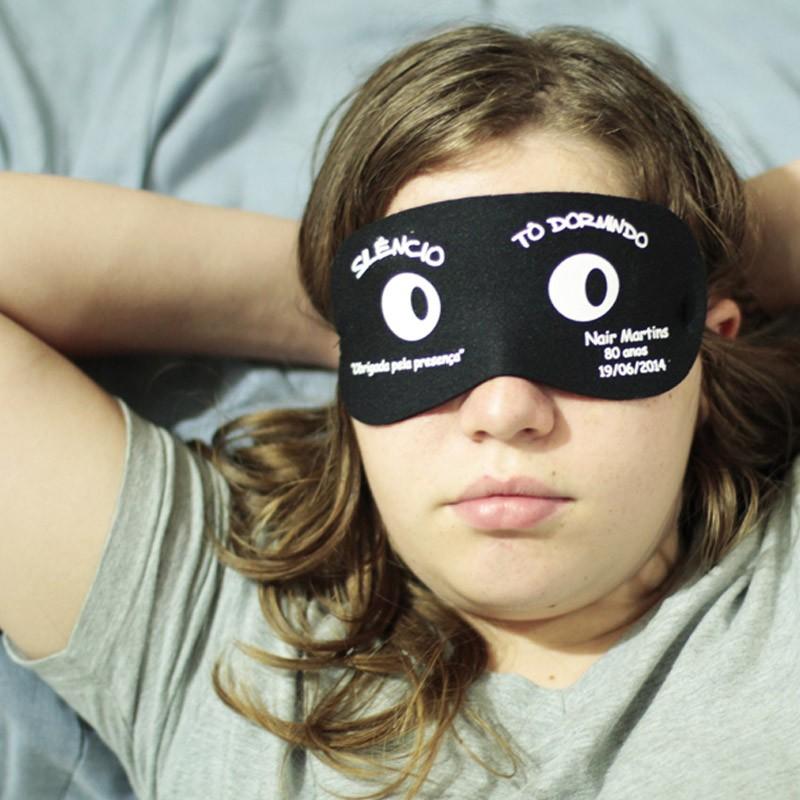 Máscara de Dormir sem Viés - Ref.0014662