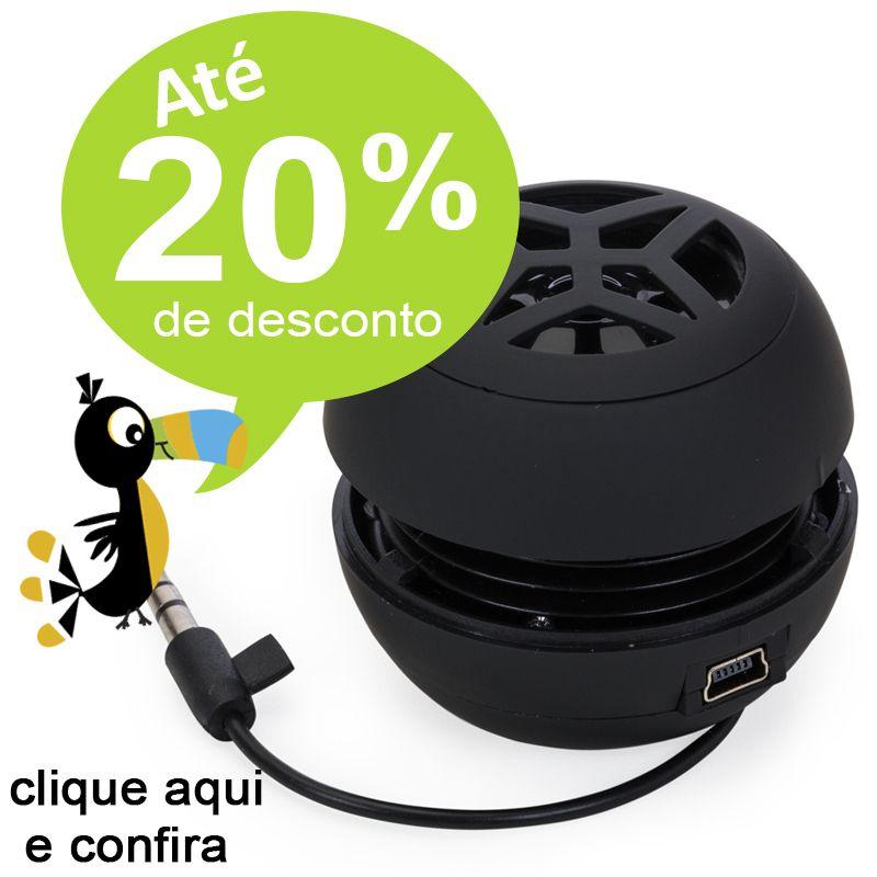 Mini Caixa de Som Sanfona - Ref.0080022