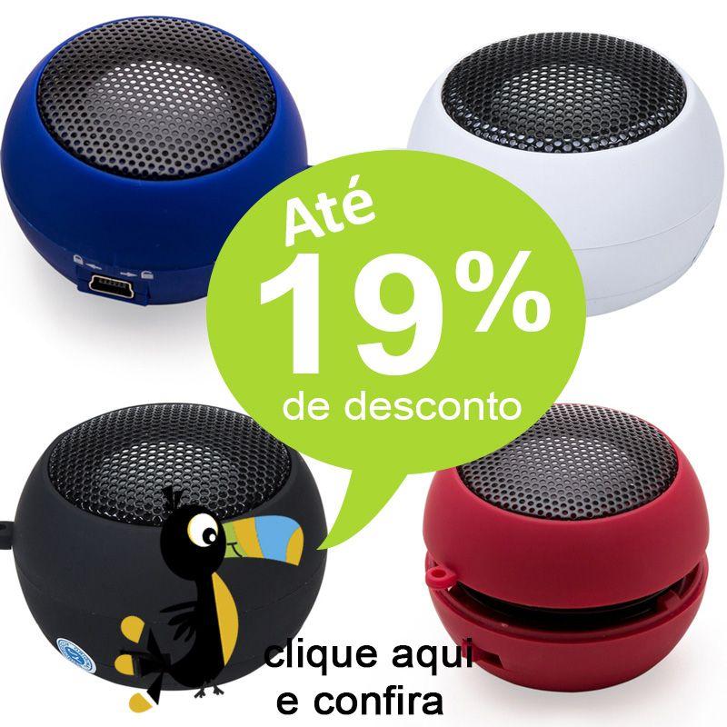 Mini Caixa de Som Sanfona - Ref.0080023