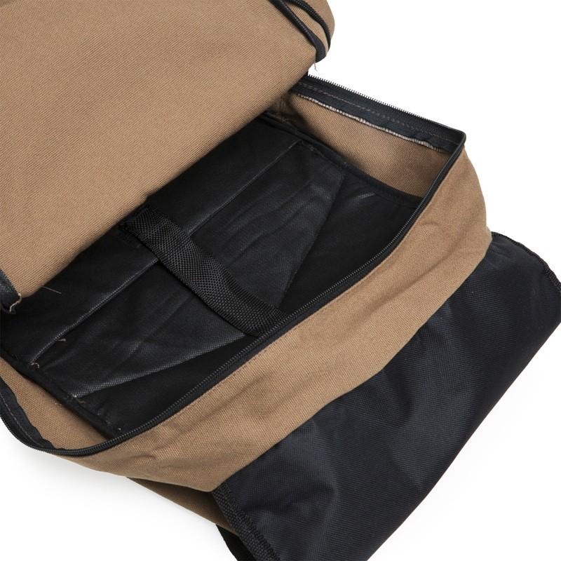 Mochila lona de algodão para notebook - Ref.0020125