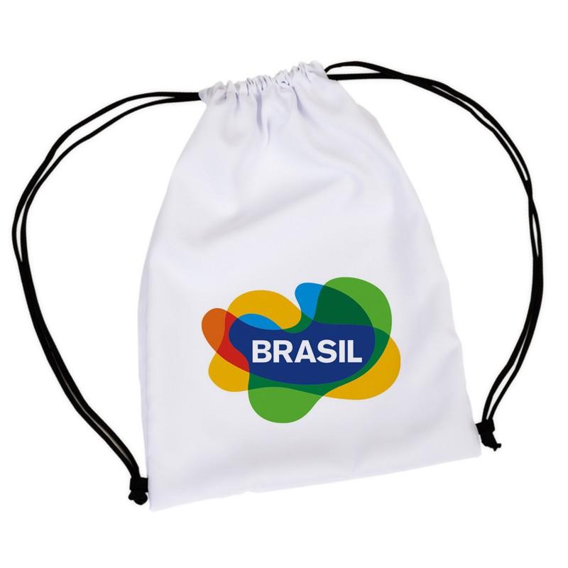 Sacochila MIcrofibra Alças Reguláveis - Ref.0020205 - A partir de
