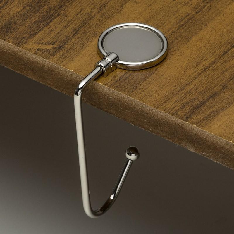 Porta Bolsa de metal redondo - Ref.0020013