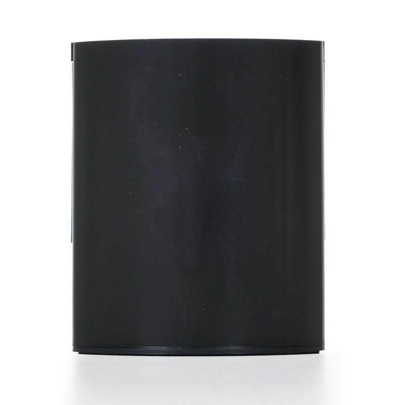 Porta caneta com relógio preto - Ref.0014675